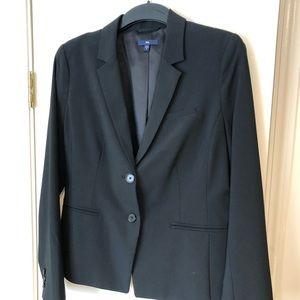 GAP black blazer ** LIKE NEW**